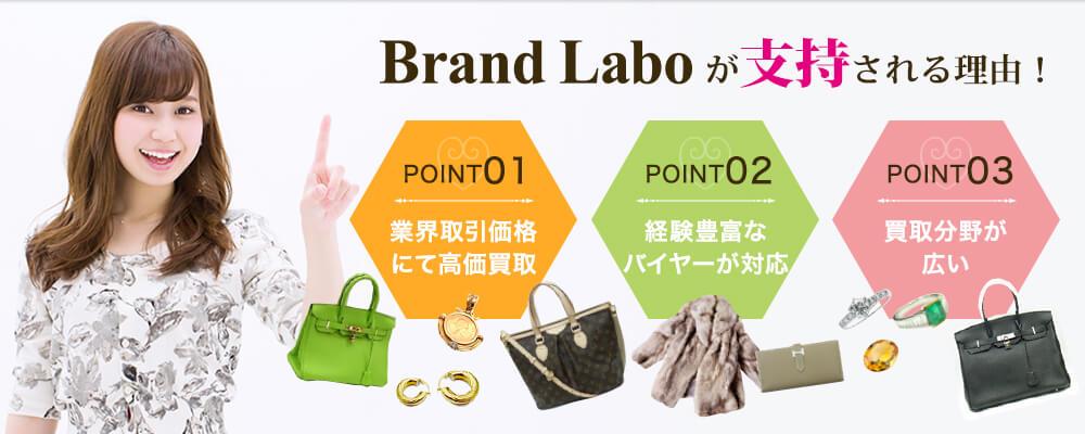 Brand Laboが支持される理由!