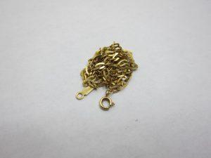K18金ネックレス買取いたしました。神戸三宮