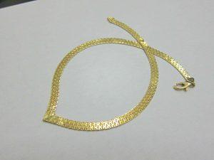 K18金/20gネックレス買取りいたしました。神戸三宮高価買取ブランドラボ