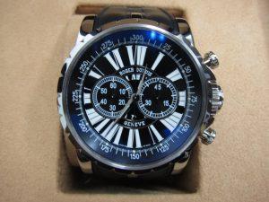 ロジェ・デュブイ エクスカリバークロノ EX457899.71R買取りいたしました。神戸三宮時計高価買取ブランドラボ