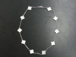 ノーブランドネックレス買取させて頂きました。アルハンブラ風、神戸・三宮/高価買取ならブランドラボ