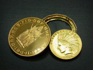金買取させて頂きました。神戸・三宮/金プラチナならブランドラボ
