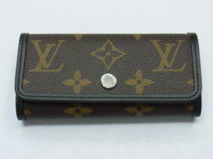 ヴィトンキーケース買取させて頂きました。M60165/ミュルティクレ6 ヴィトン買取なら神戸・三宮のブランドラボ