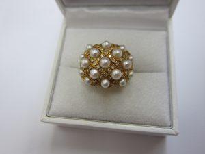 真珠ダイヤ・高価買取・ダイヤパールジュエリー高価買取大阪神戸