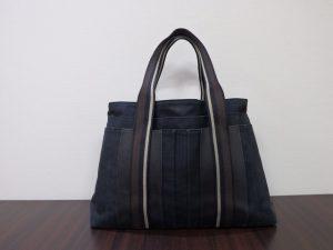 エルメス 買取 大阪 神戸 トロカ ホリゾンタル キャンバス バッグ 無料査定
