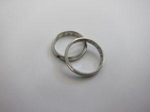プラチナリングpt900買取・高価買取・結婚指輪買取