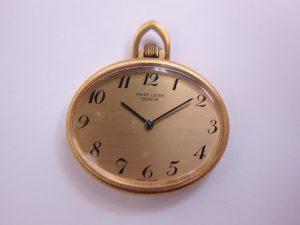 ファーブルルーバ懐中時計買取大阪神戸・ブランド時計高価買取