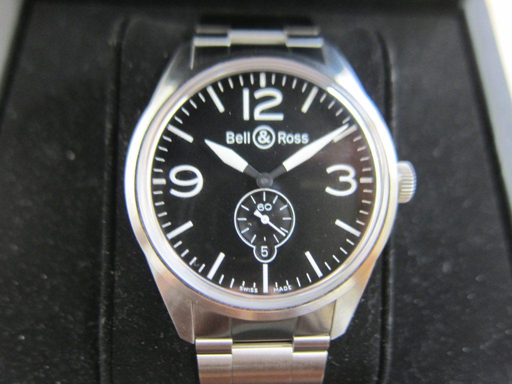 ベル&ロス高価買取・ファントム123-95大阪神戸・ブランド時計