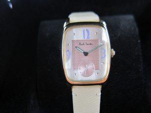 買取・BZ1-269-9大阪神戸・ブランド時計ポールスミス買取強化