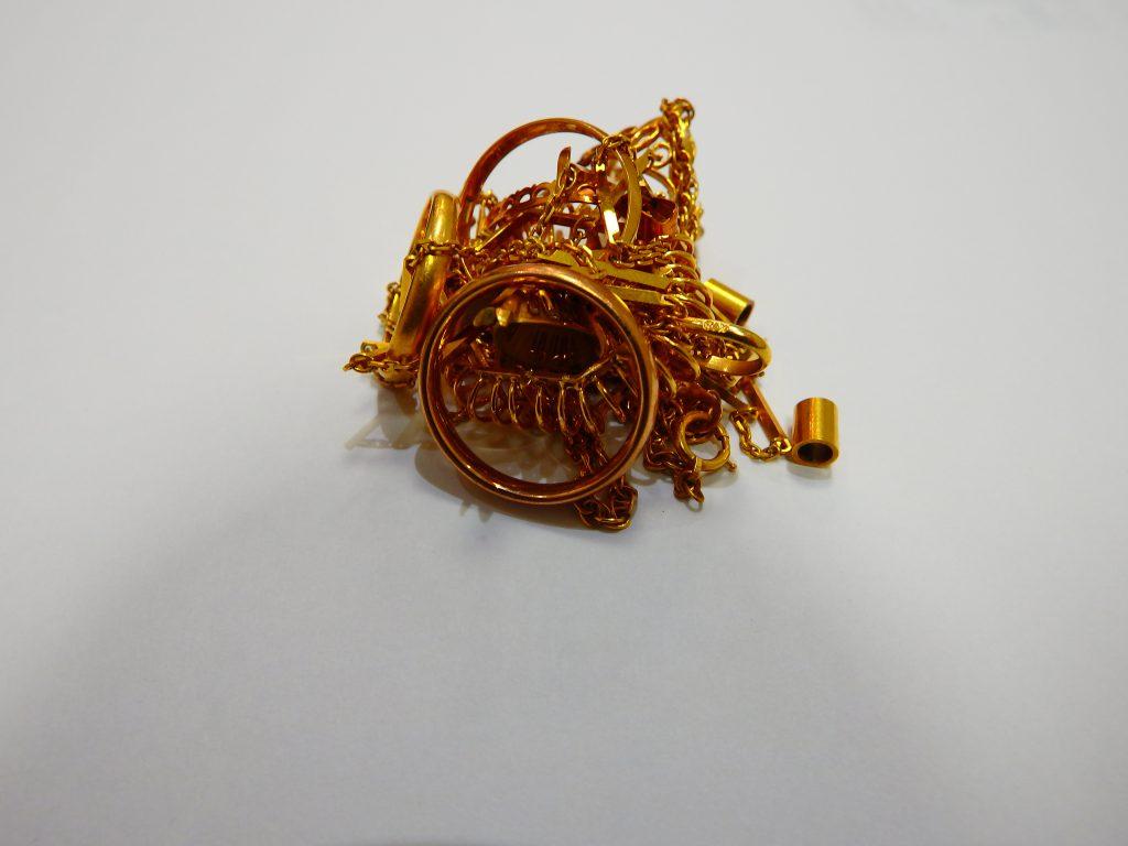 k18金・ネックレス・指輪・ブレス高価買取・大阪神戸