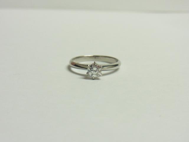ダイヤモンド 買取 大阪 神戸 エンゲージリング 立て爪リング 無料査定