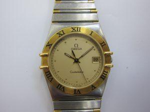 オメガ高価買取・コンステレーション大阪神戸ブランド時計