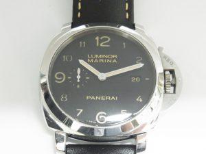 パネライ 時計 買取 大阪 神戸 PAM00359 ルミノール1950 無料査定