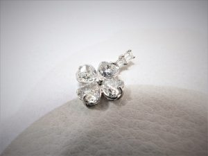 四葉のクローバー・ハートシェープダイヤモンド高価買取・大阪神戸