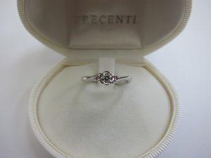 婚約指輪 ダイヤモンド 買取 神戸 大阪 トレセンテ エンゲージリング