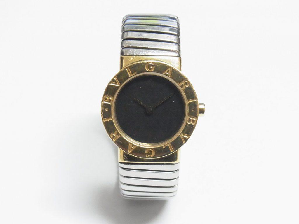 ブルガリ 腕時計 買取 大阪 神戸 トゥボガス BB232T コンビ 無料査定