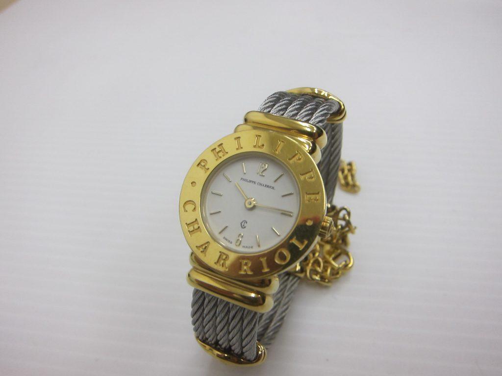 フィリップシャリオール 時計 買取 大阪・神戸 ブランドウォッチ高価買取