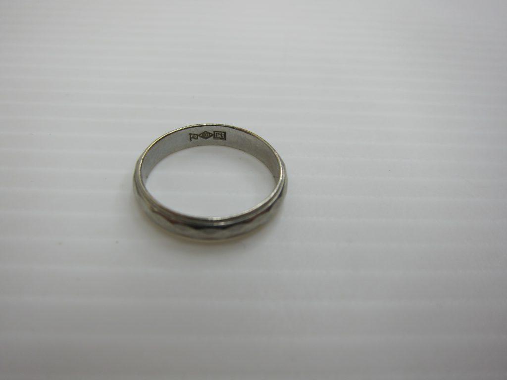 プラチナpt1000 指輪 買取 相場 大阪・神戸 金・プラチナ リング高価買取
