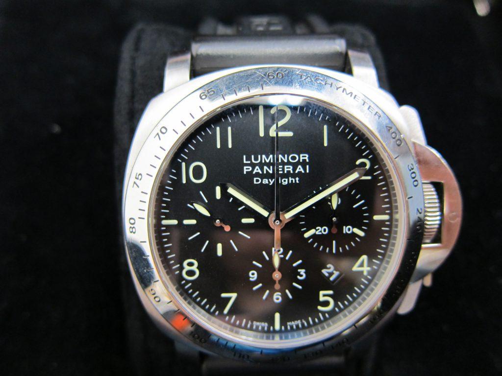 huge discount 5d12c efd76 パネライPAM00196 パネライルミノール クロノ デイライト 高価 ...