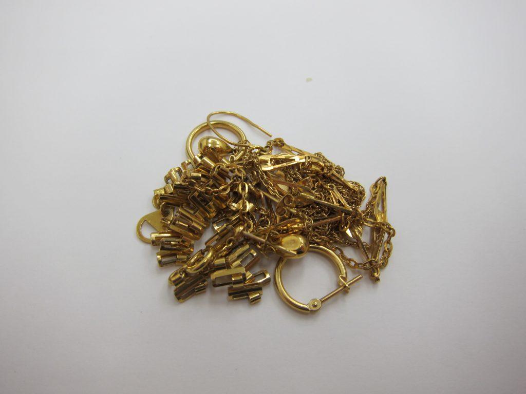 k18金・ネクレス・指輪・高価買取・大阪神戸・ジュエリー・切れたネックレス・喜平・サイズが合わない指輪・買取