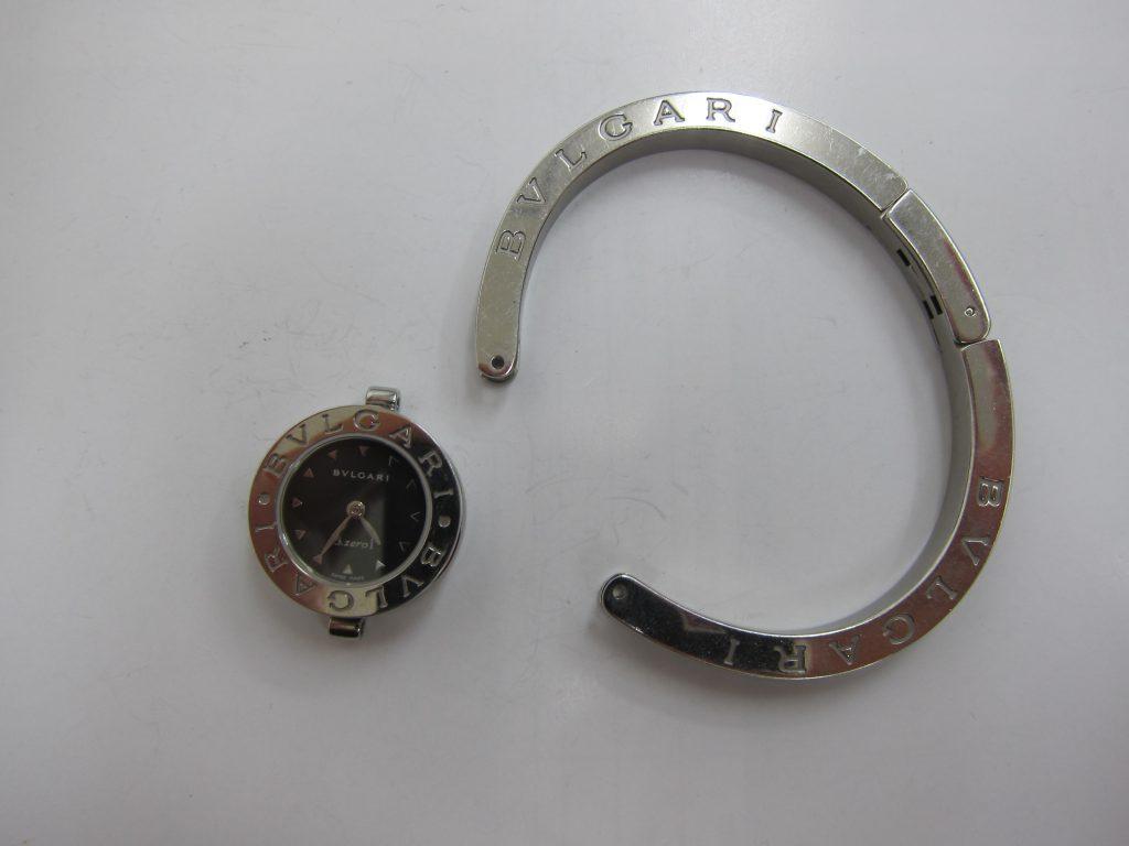 ブルガリ高価買取・大阪神戸B-zero1・BZ22S・壊れた時計買取