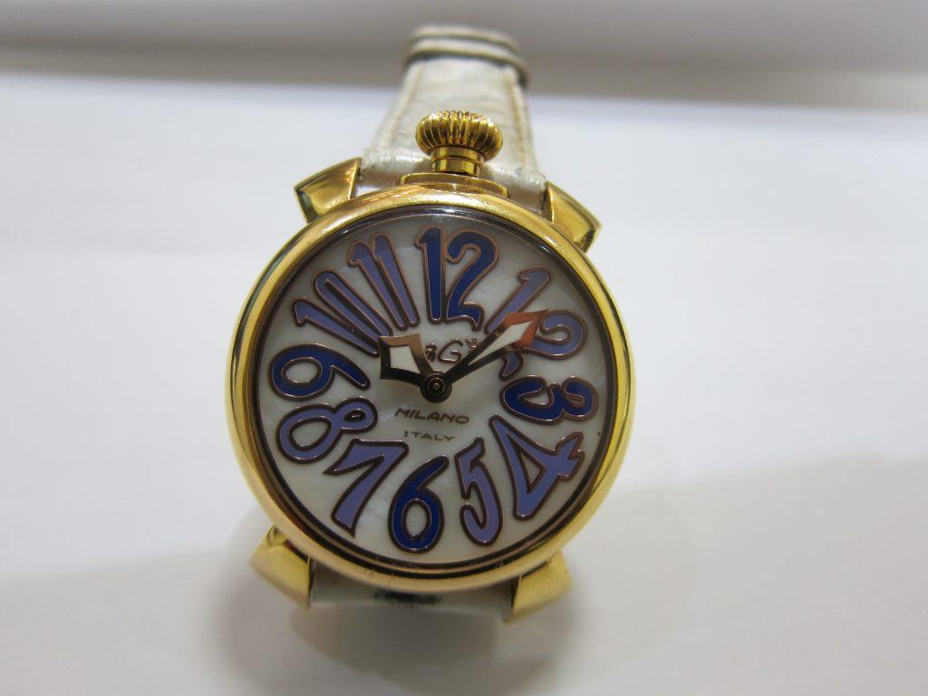 ガガミラノ・買取・大阪神戸・5201.4マヌアーレ・ブランド時計・高価買取