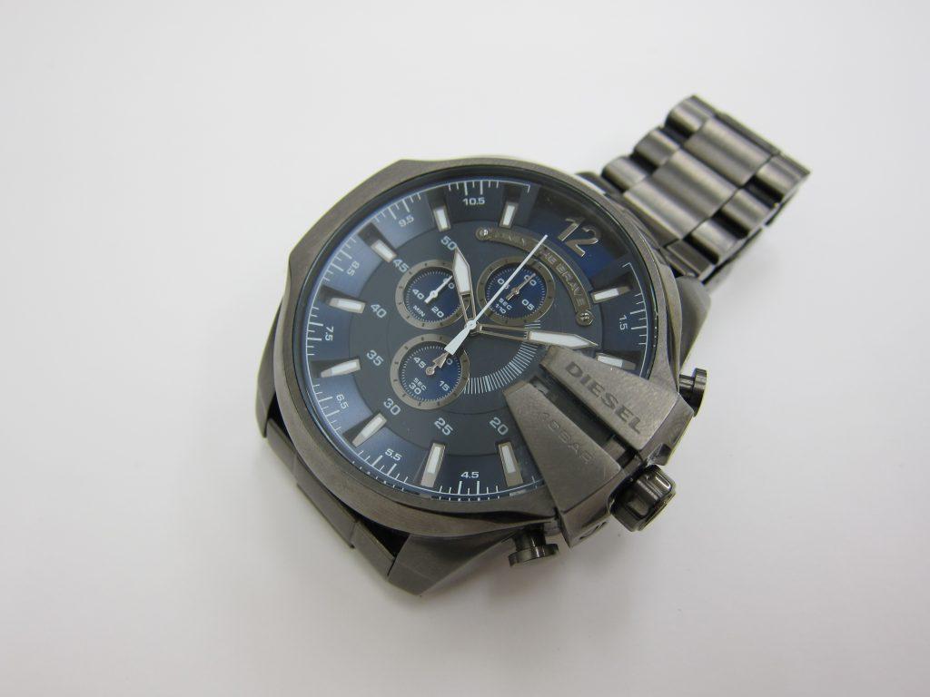 ディーゼル時計・買取・大阪神戸・DZ4329・ブランド時計高価買取