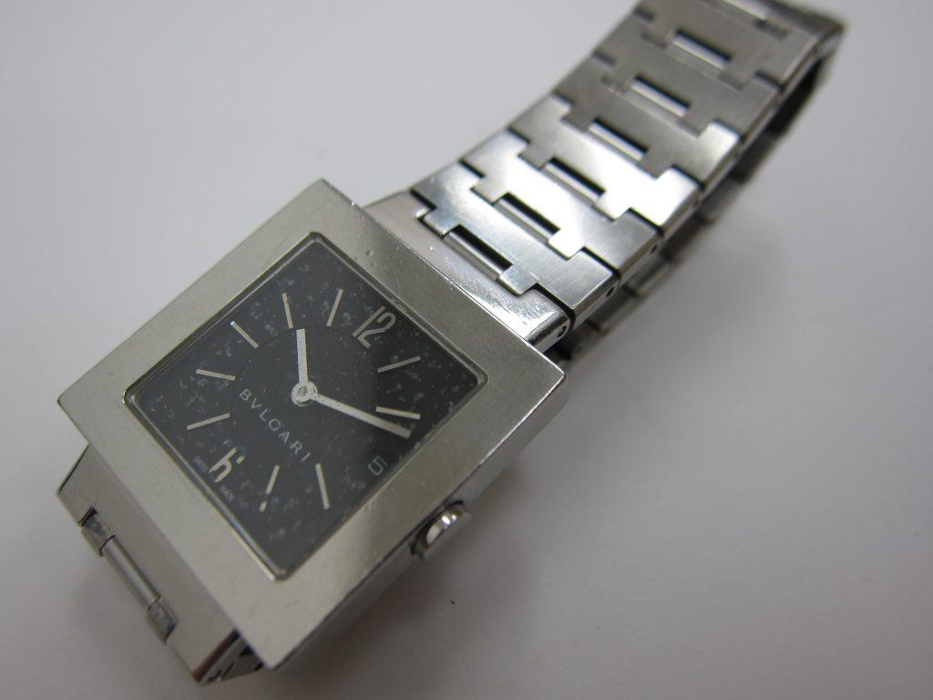 ブルガリ時計高価買取・クアドラート時計・大阪神戸