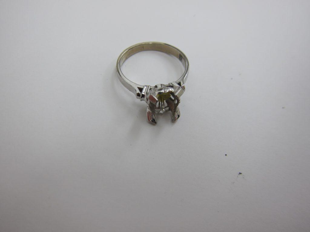 石の取れたリング・高価買取・大阪神戸・金・K18・K14買取