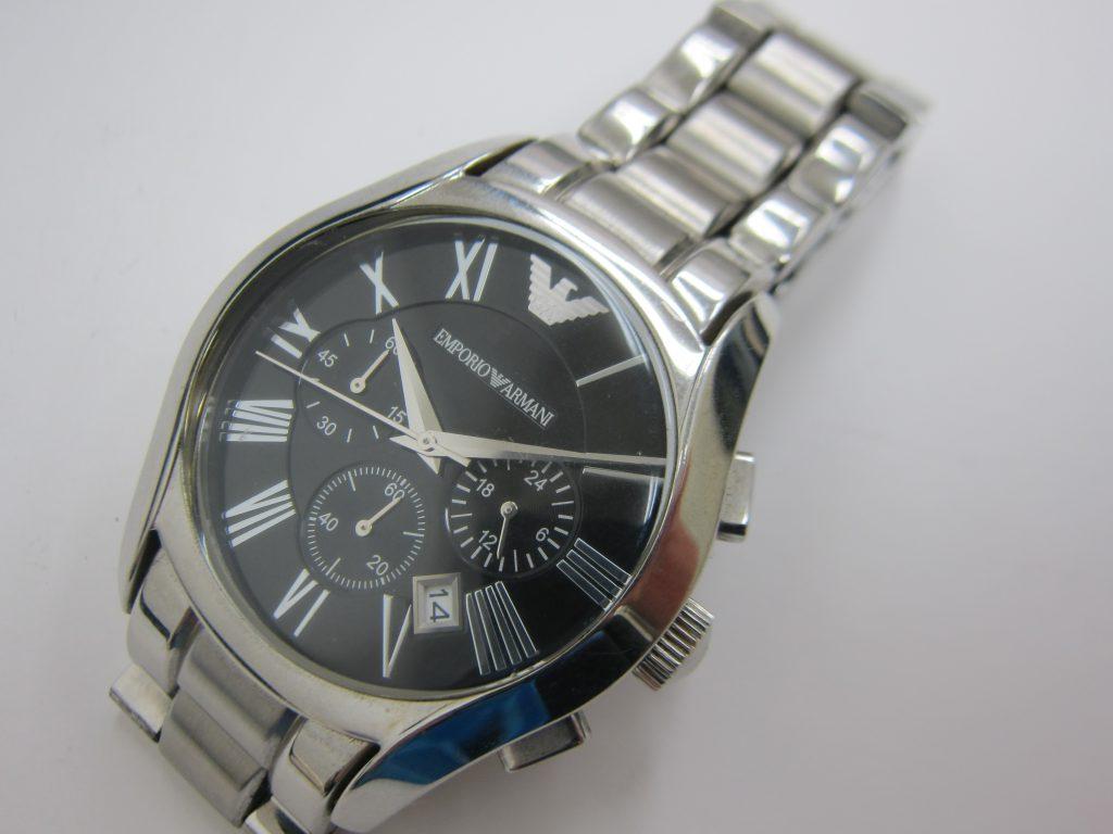 エンポリオアルマーニ AR-0673 ・高価買取・大阪神戸・ブランド時計