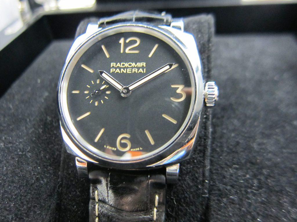 パネライ・高価買取・PAM00512・大阪神戸・ラジオミール買取