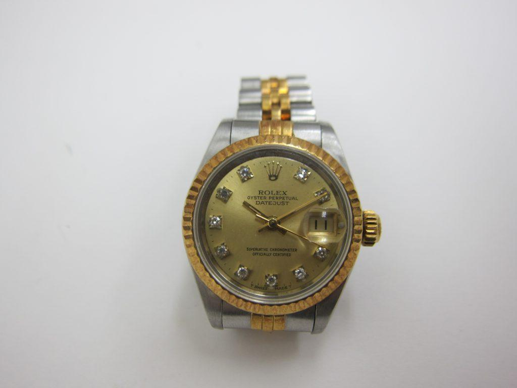 ロレックス・69173G・高価買取・大阪神戸・高級時計買取