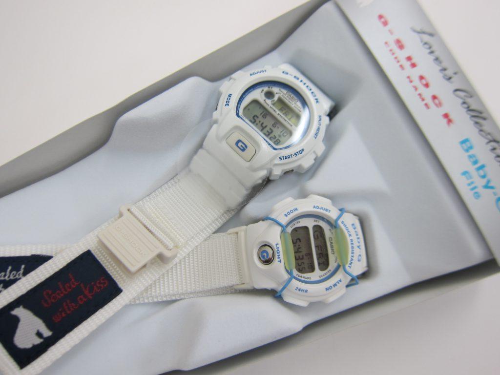 カシオG-SHOCK・BABY-G高価買取・96ラバーズコレクション・シロクマペンギン大阪神戸