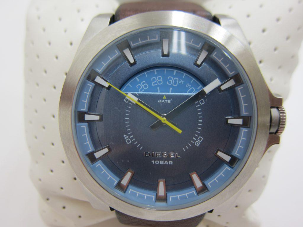 ディーゼル・高価買取大阪神戸・DZ-1661・ブランド時計買取
