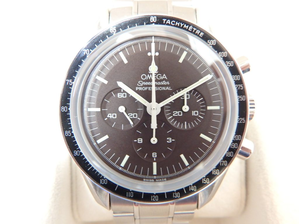オメガ時計買取 スピードマスタープロフェッショナル高価買取
