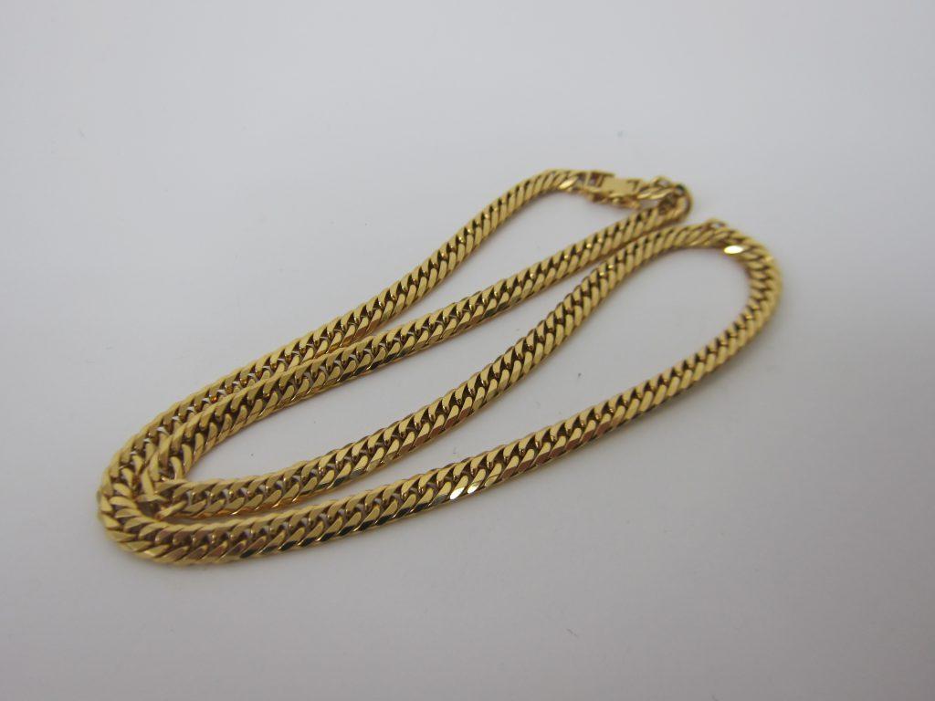 金買取 喜平ネックレス ブレス k18金 貴金属 高価買取