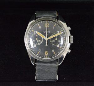 CWCミリタリーウォッチ軍用時計ステンレス×手巻き買取いたしました。