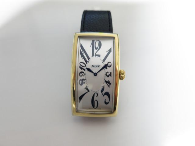 ティソ 買取 大阪・神戸 ブランド時計 傷有りでも高価買取