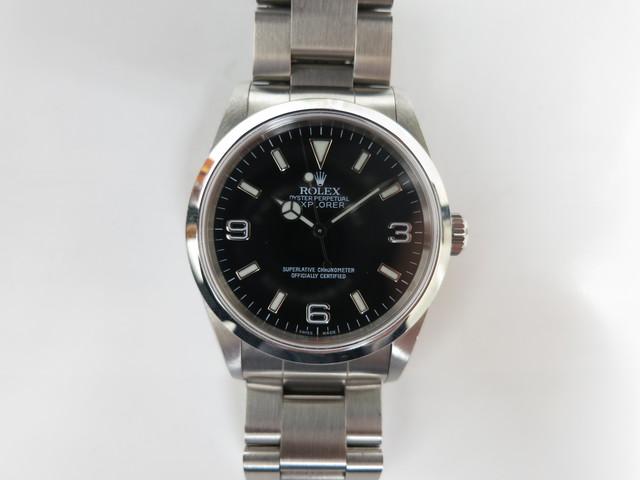 ロレックス 14270 エクスプローラーⅠ 高価買取 神戸・大阪