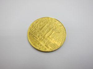 伊勢神宮K24純金記念メダルを買取りさせて頂きました!!