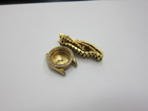 K18金時計ケース買取りいたしました神戸三宮