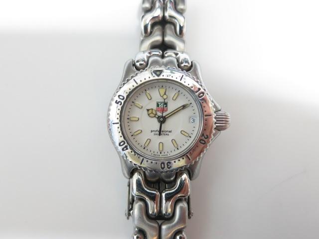 タグホイヤー セルシリーズ プロ 年代の古い廃盤時計も強化買取