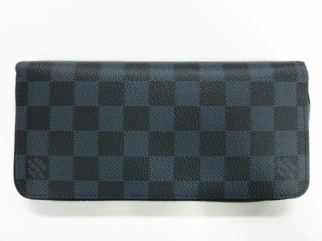 ルイヴィトン 人気のダミエ・コバルトを高価買取 ジッピー財布