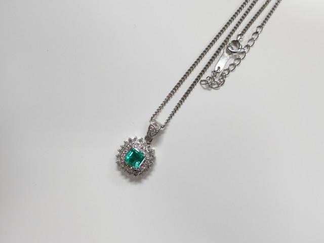 エメラルド 買取 1ct未満 緑色の宝石 無料査定 大阪神戸