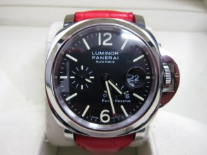 オフィチーネ・パネライ PAM00090 ルミノールパワーリザーブ買取りいたしました神戸三宮時計高価買取ブランドラボ