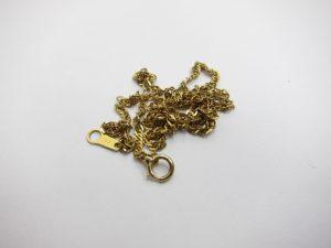 20K/1.5g20金ネックレス買取りいたしました。神戸三宮高価買取ブランドラボ