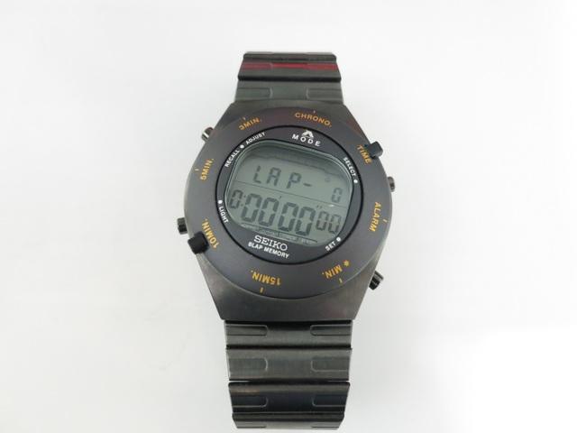 セイコー ジウジアーロ 時計買取 W680-4070 限定・復刻版