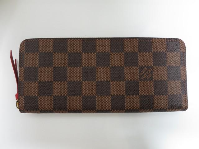 ルイヴィトン ポルトフォイユ・クレマンス 人気の財布を高価買取