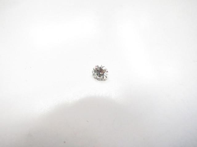 ルースダイヤモンド0.44カラット Hカラー SI1クラス GOODカット 買取いたしました。