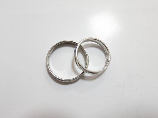 Pt1000買取 プラチナ1000 結婚指輪 ペアリング 高額査定